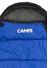 CAMPZ Desert Pro 300 - Sac de couchage - bleu/noir